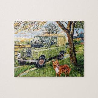 """Farm"" jigsaw puzzle"