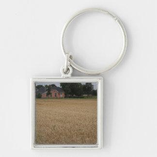 Farm Key Chain
