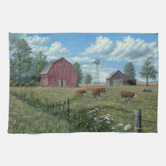 Farm Kitchen Towel