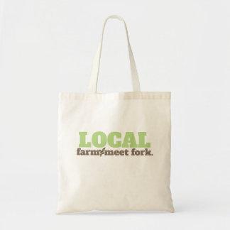 Farm, Meet Fork Local Tote