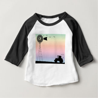 Farm Morning Sky Baby T-Shirt