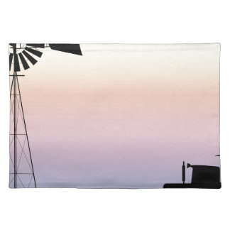 Farm Morning Sky Placemat