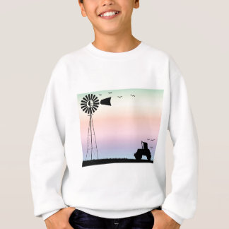 Farm Morning Sky Sweatshirt
