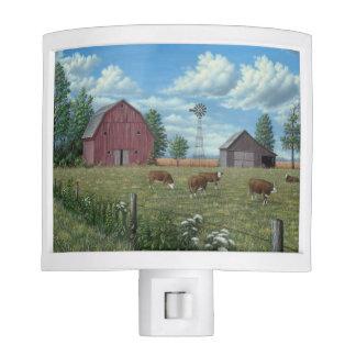 Farm Night Light
