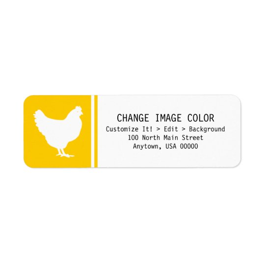 Farm - Return Address Label