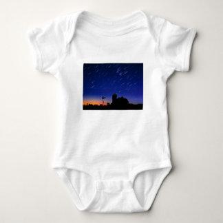 Farm Stars Baby Bodysuit