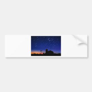 Farm Stars Bumper Sticker