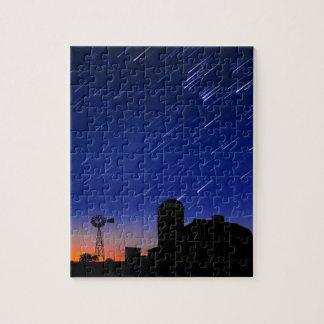 Farm Stars Jigsaw Puzzle
