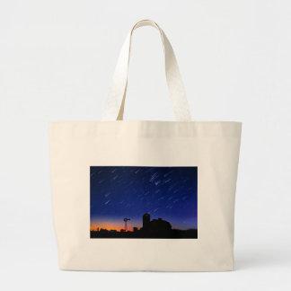 Farm Stars Large Tote Bag
