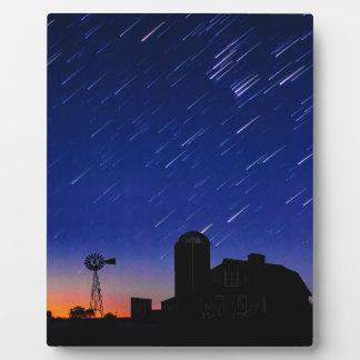 Farm Stars Plaque