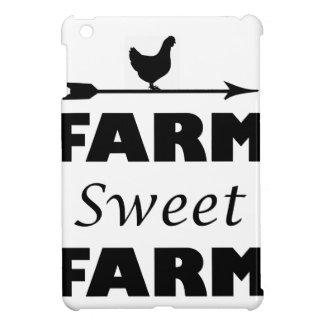 farm sweet farm cover for the iPad mini