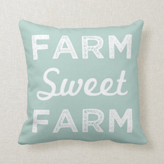 Farm Sweet Farm Pillow