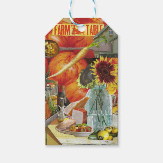 Farm to Table Pack Of Gift Tags