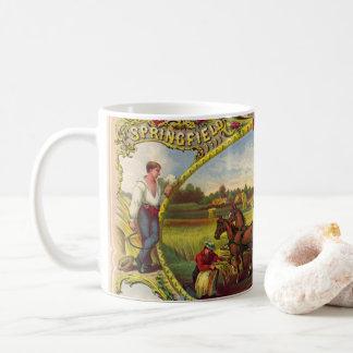 Farm Tools Ad 1859 Coffee Mug