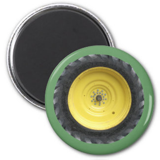Farm Tractor Wheel Series 2 Inch Round Magnet