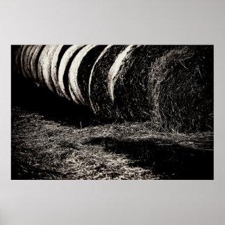 Farm work poster