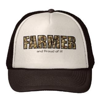 Farmer and Proud of it! Trucker Hat