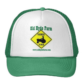 Farmer Crossing Hat