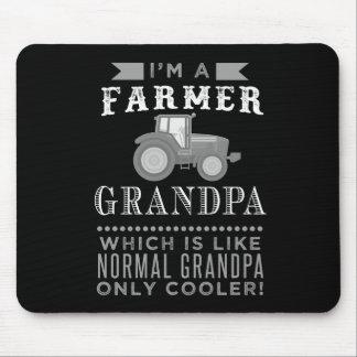Farmer Grandpa, Cool Farmer Grandpa Mouse Pad