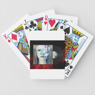 Farmer Record Bicycle Playing Cards