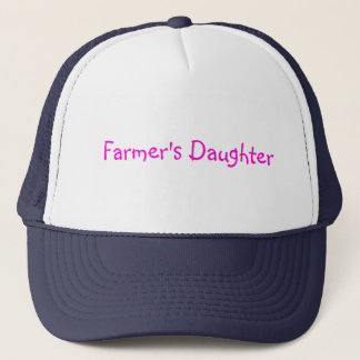 Farmer's Daughter Trucker Hat