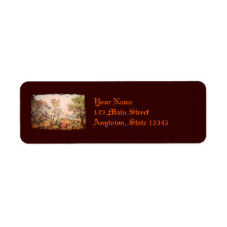 Farmer's Home Harvest Return Address Labels