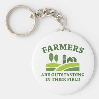 Farmers Keychain