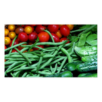 Farmers Market Business Card Templates