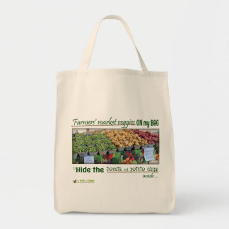 Farmers' Market (Junk Food) Bag