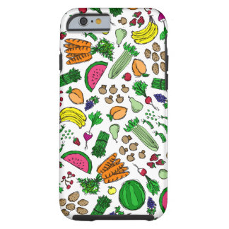Farmer's Market Medley Tough iPhone 6 Case
