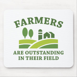 Farmers Mouse Pad