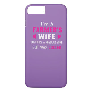 Farmer's Wife iPhone 7 Plus Case