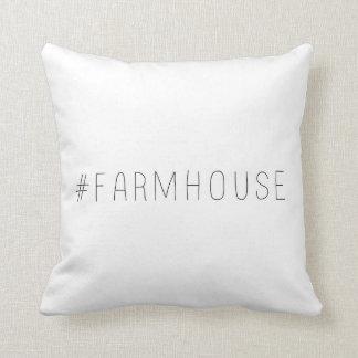 #Farmhouse Pillow