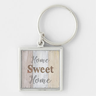 Farmhouse VI | Home Sweet Home Keychain