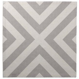 Farmhouse X Gray Linen Cloth Napkins