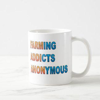 Farming Addicts Anonymous Coffee Mug