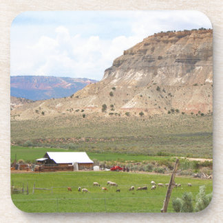 Farming country and hills, southern Utah Coaster