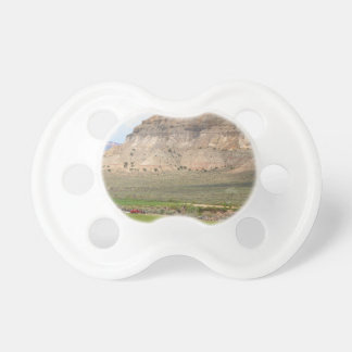 Farming country and hills, southern Utah Pacifier
