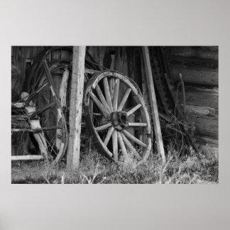 Farming Equipment Poster