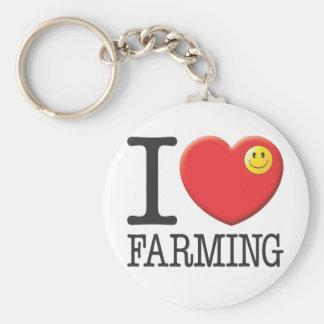 Farming Keychains