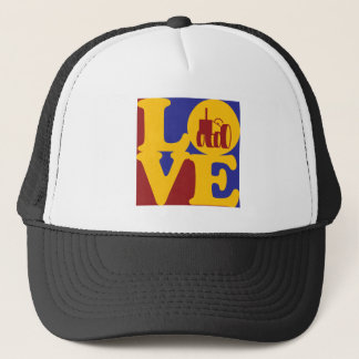 Farming Love Trucker Hat