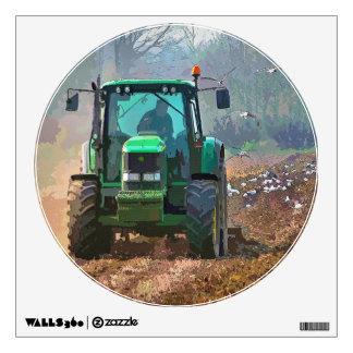 FARMING WALL STICKER