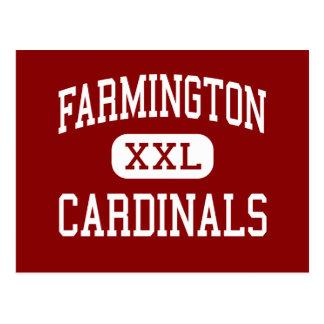 Farmington - Cardinals - Senior - Farmington Postcard