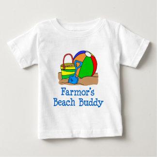 Farmor's Beach Buddy Baby T-Shirt