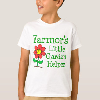 Farmor's Little Garden Helper T-Shirt