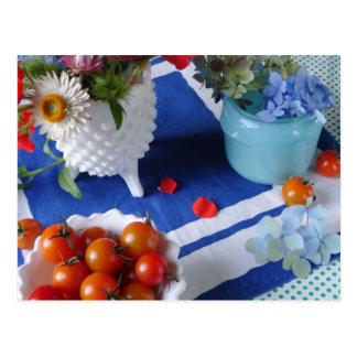 "FARMphemera.com ""Hobnail & Tomatoes"" card"