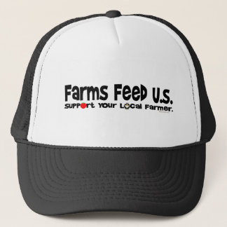 Farms Feed U.S. Trucker Hat