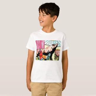Farmyard Fun Kids T T-Shirt