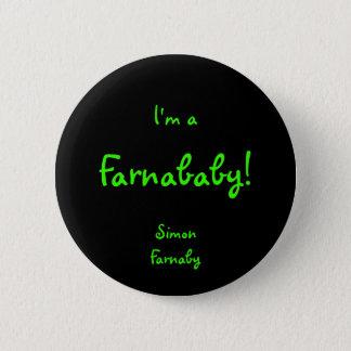 Farnababy 2 Inch Round Button