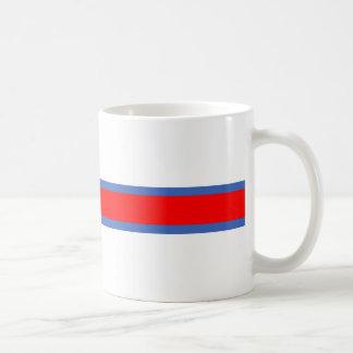 faroe island country flag long symbol coffee mug